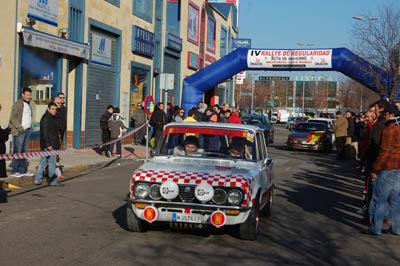 Un total de 58 veh�culos tomaron parte en esta cita automovil�stica celebrada el pasado s�bado. (Foto: Carlos Granda)