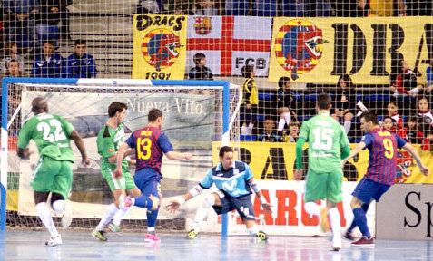 El Barça supera a un buen Inter y se mete en la final