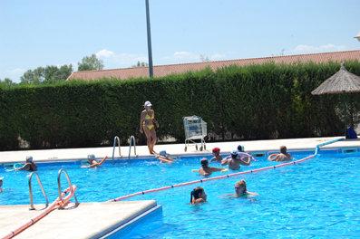 El cierre anticipado de la temporada de piscinas permitir for Piscinas talavera