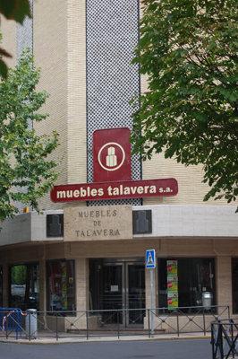 La empresa muebles talavera cerrar sus puertas tras 44 a os de negocio en la ciudad la voz - Muebles talavera ...