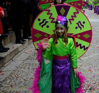 Calera y Chozas vive intensamente su Carnaval