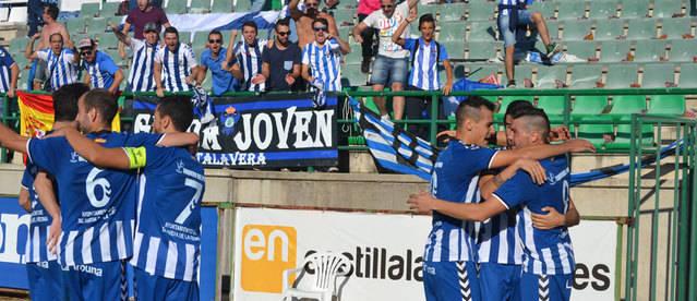 El Toledo remonta y se lleva ante el Talavera un derbi intenso y de máxima rivalidad