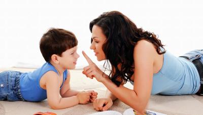 Lenguajes positivos y negativos, en padres y madres