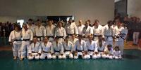 Macario García vuelve a impartir clases de judo en la comarca