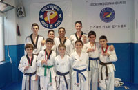 Numerosas medallas en taekwondo para la Escuela Roberto Morán en Getafe