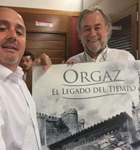Presentado el libro 'Orgaz, el legado del tiempo'