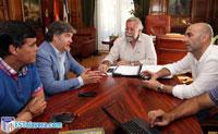 El Soliss FS Talavera presentó el proyecto de la nueva temporada al Ayuntamiento