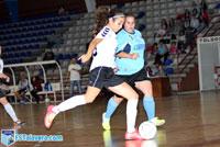 El FS Talavera Femenino no estuvo nada fino en su visita a Tarancón