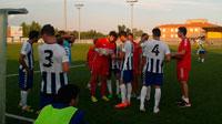 El Talavera golea sin compasión (0-14) al modesto Alameda de la Sagra en su estreno