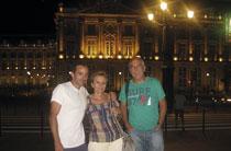 TALAVERANOS POR EL MUNDO: Abel Sotelo, 33 años (Burdeos, Francia)