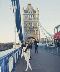 TALAVERANOS POR EL MUNDO: Saray Muñoz, 24 años (Londres, Inglaterra)