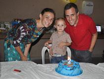 TALAVERANOS POR EL MUNDO: Iván Suela, 35 años (Santa Cruz de la Sierra, Bolivia)