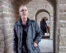 TALAVERANOS POR EL MUNDO: Ángel Gómez, 53 años (Luxemburgo)
