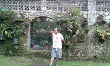TALAVERANOS POR EL MUNDO: Fernando Paniagua, 32 años (Panamá, Panamá)