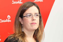 Esther Padilla completa junto a Nacho Hernando la Portavocía del Gobierno socialista de Page