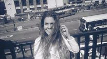 TALAVERANOS POR EL MUNDO: Marta Álvarez, 31 años (Liverpool, Inglaterra)