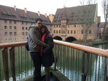 TALAVERANOS POR EL MUNDO: Amparo Cristina Gudiel, 35 años (Nuremberg, Alemania)