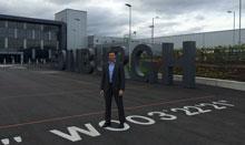 TALAVERANOS POR EL MUNDO: Juan Carlos Alonso, 31 años (Edimburgo, Escocia)