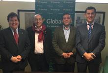 Globalcaja reafirma su compromiso con los Ayuntamientos de la región