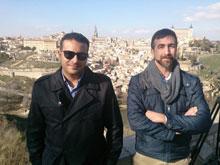 Al Jazeera rueda en Toledo con la colaboración de Iñaki Carmona