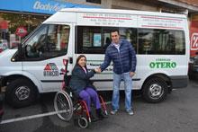 Nueva aportación solidaria de Cárnicas Otero a ATAEM