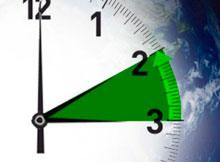 Llega el horario de verano: este domingo, a las dos serán las tres