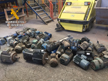 La Guardia Civil detiene a tres personas que pretendían robar en una empresa de Illescas