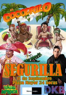 Todo listo en Segurilla para vivir las fiestas en honor al Santísimo Cristo de las Maravillas