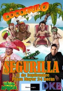 Todo listo en Segurilla para vivir las fiestas en honor al Sant�simo Cristo de las Maravillas