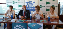 TEA Talavera presenta su nueva agenda escolar adaptada 2015-2016