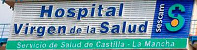 El Hospital Virgen de la Salud de Toledo recupera la normalidad tras el incendio