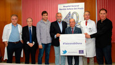 El IV Marat�n de donaci�n de sangre de Talavera pretende captar y fidelizar nuevos donantes