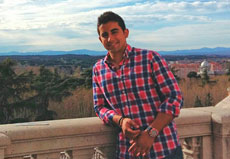 Sergio Muñoz agradece el gran apoyo a su proyecto del Concurso de Emprendedores del IEBS Business School