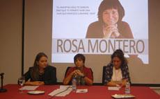 Rosa Montero desgranó los entresijos de 'El peso del corazón' con sus lectores