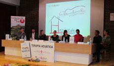 El libro 'Terapia Acuática: abordajes desde la Fisioterapia y la Terapia Ocupacional' se presenta con participación talaverana