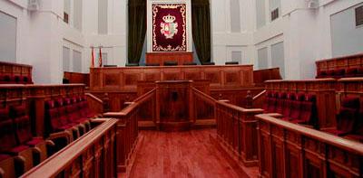 Las Cortes regionales tendrán 33 diputados en lugar de 49 en la próxima legislatura