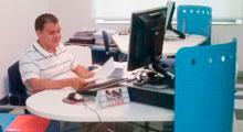 La oficina del Organismo Autónomo Provincial de Gestión Tributaria de Talavera incorpora un ordenanza con especificidad