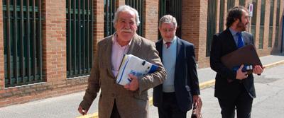 Lugones reconoce su culpabilidad en los Juzgados de Talavera y propone un plan de pagos
