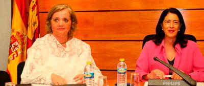 Novillo valora el desarrollo del Plan de Igualdad que está ejecutando el Gobierno de Cospedal para el periodo 2011-2016