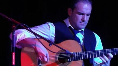 El guitarrista Alberto Carrión actuará en la Semana Cultural de Talavera la Nueva