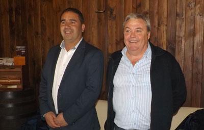 Inocencio Gil anuncia su candidatura para seguir siendo alcalde de Pepino