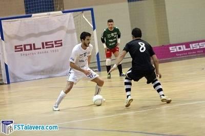 El Soliss FS Talavera logra una victoria esperpéntica ante Talayuela