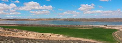 Geolodía 15 ofrece la posibilidad de conocer los lagos salados de La Mancha