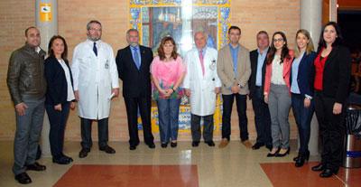 Pacientes, familiares y sanitarios eje de la I Jornada de Esclerosis Múltiple en el Hospital de Talavera