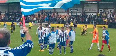 Una victoria en El Prado ascendería al Talavera a la gloria de la Segunda B