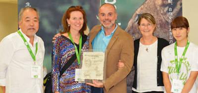 Arturo Menor premiado al mejor director novel por WildMed en Japón