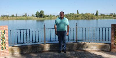 Pedro D�az: �Me gustar�a que se instalase alguna empresa en nuestro municipio para dar trabajo a la gente�