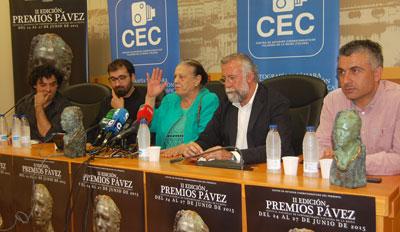 Talavera acogerá entre los días 24 y 27 de junio la II edición de los Premios Pávez y su Festival Nacional de Cortometrajes