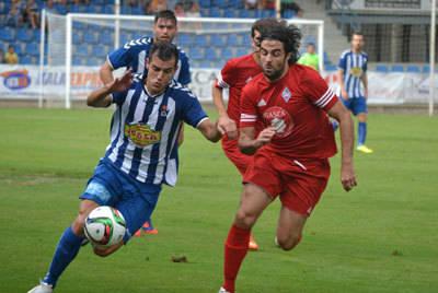 El CF Talavera debuta este miércoles en Copa del Rey ante el Guadalajara