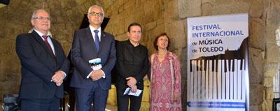 El próximo viernes comienza la XXI edición del Festival Internacional de Música de Toledo